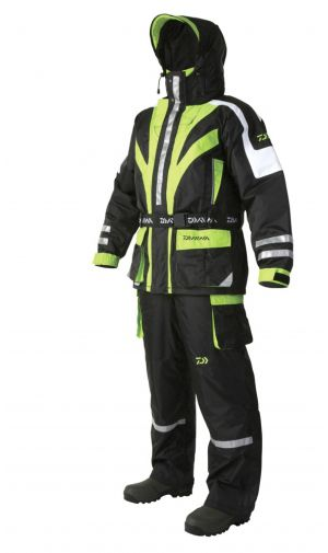 Crossflow Pro Flotation Suit - Breathable Jacket