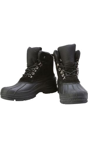 Hot Foot Airlock Boots
