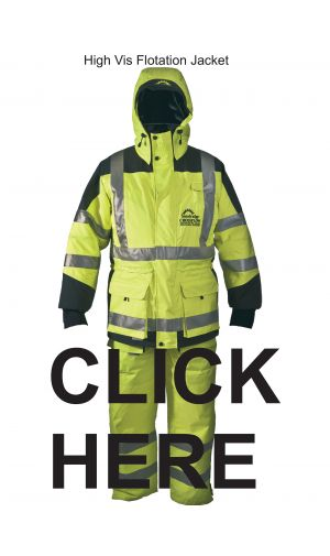 Industrial Flotation Clothing